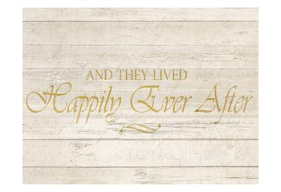 Happily Ever After-Kimberly Allen-Art Print