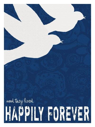 Happily Forever-Lisa Weedn-Giclee Print