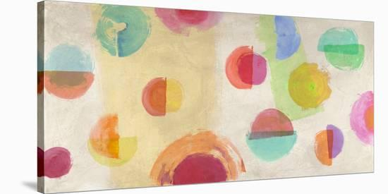 Happiness Happening-Sandro Nava-Stretched Canvas Print