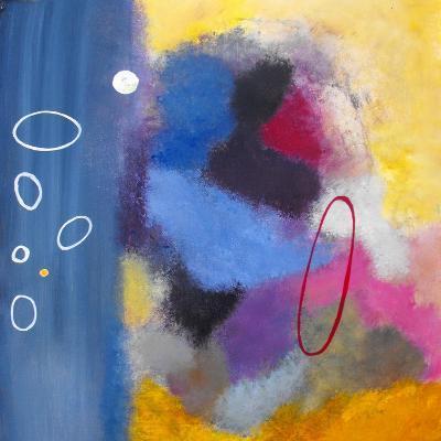 Happiness II-Ruth Palmer-Art Print