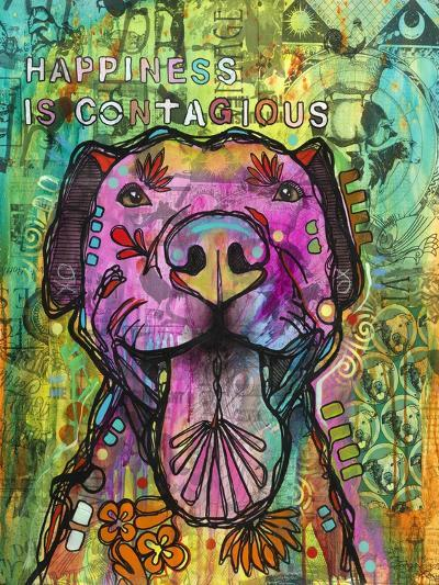 Happiness is Contagious-Dean Russo- Exclusive-Giclee Print