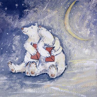 Happy Bears-David Cooke-Giclee Print