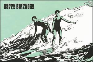 Happy Birthday Surfers