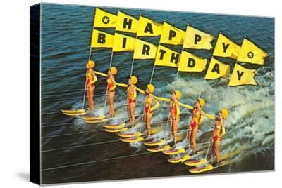Happy Birthday, Water Skiers