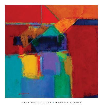 Happy Birthday-Gary Max Collins-Art Print
