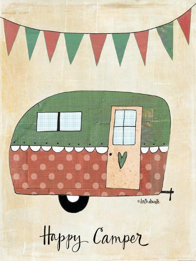 Happy Camper-Katie Doucette-Art Print