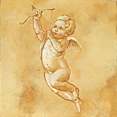Happy Cherubs I-Taddei-Art Print