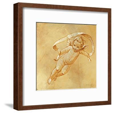 Happy Cherubs IV-Taddei-Framed Art Print