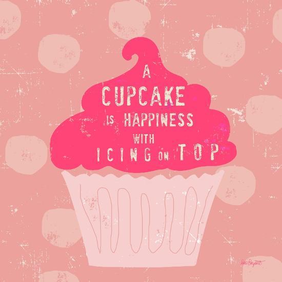 Happy Cupcake-Lola Bryant-Art Print