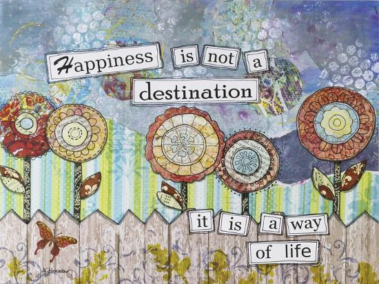 Happy Destinations-Let Your Art Soar-Giclee Print