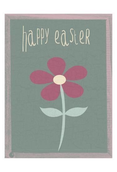 Happy Easter-Sheldon Lewis-Art Print