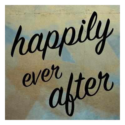 Happy Ever After-Victoria Brown-Art Print