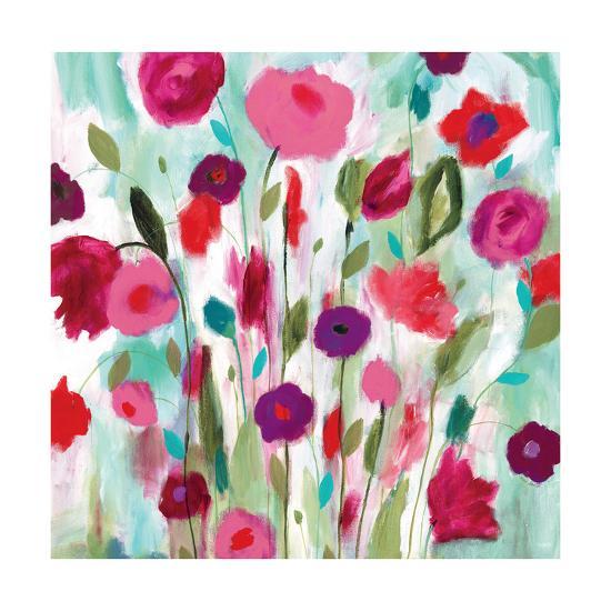 Happy Garden-Carrie Schmitt-Premium Giclee Print