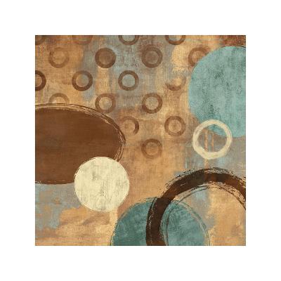 Happy Go Lucky I-Brent Nelson-Giclee Print