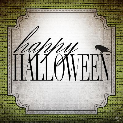 Happy Halloween-Kimberly Glover-Giclee Print