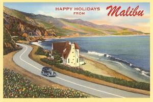 Happy Holidays from Malibu, California