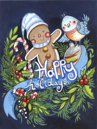 Happy Holidays-Valarie Wade-Giclee Print