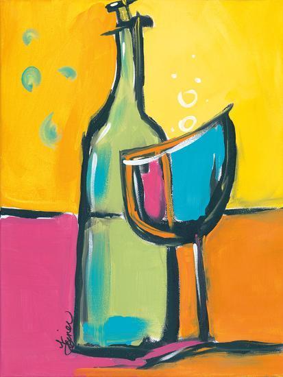 Happy Hour Iii-Terri Einer-Art Print