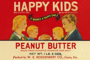 Happy Kids Peanut Butter
