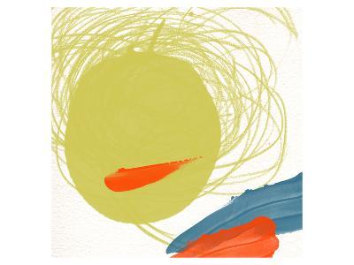 Happy Mood II-Yashna-Art Print