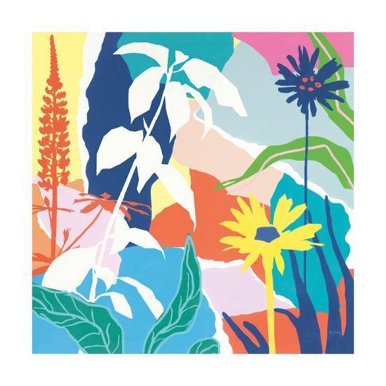Happy Place II-Mary Urban-Art Print