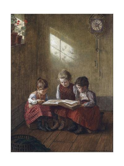 Happy Story-Walther Firle-Giclee Print