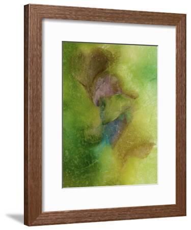 Happy Swirl-Zina Zinchik-Framed Art Print
