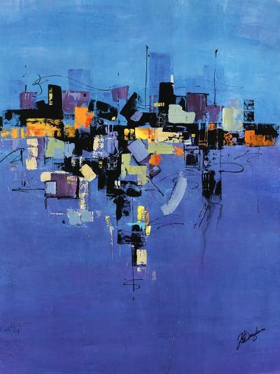 Happy Town I-Farrell Douglass-Giclee Print