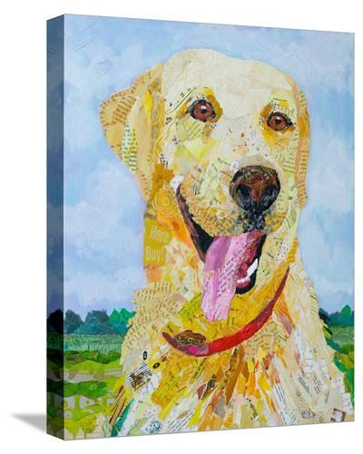 Happy!--Stretched Canvas Print