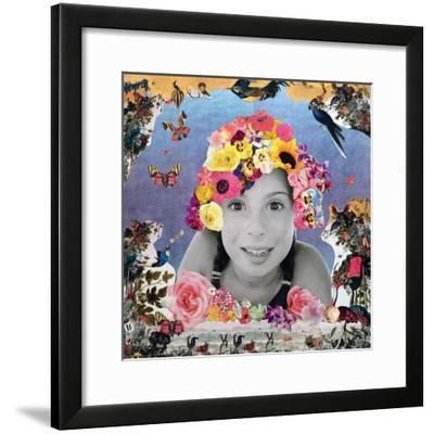 Happy-Anne Storno-Framed Giclee Print