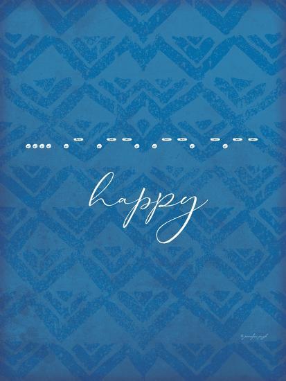 Happy-Jennifer Pugh-Art Print