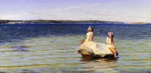 Mermaids by Harald Slott-Moller