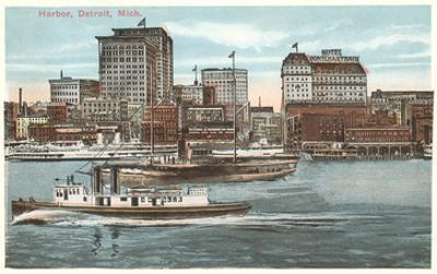 Harbor, Detroit, Michigan
