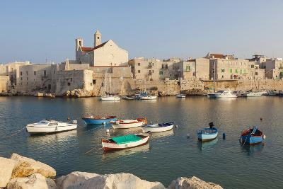 Harbor, Giovinazzo, Puglia, Italy-Peter Adams-Photographic Print