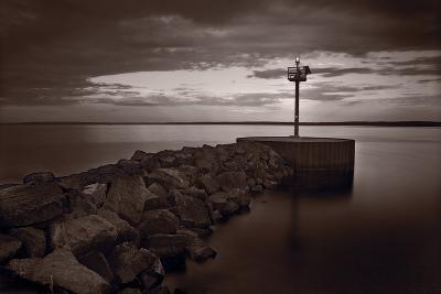Harbor Light Bayfield Wisconsin-Steve Gadomski-Photographic Print