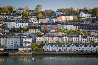 Harbor Town of Cobh, County Cork, Ireland-Brian Jannsen-Photographic Print
