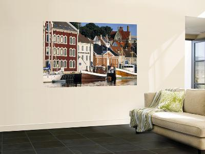 Harbour and Gamle Stavanger, Norway-Doug Pearson-Wall Mural