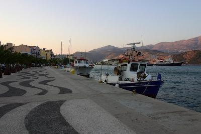 Harbour, Argostoli, Kefalonia, Greece-Peter Thompson-Photographic Print