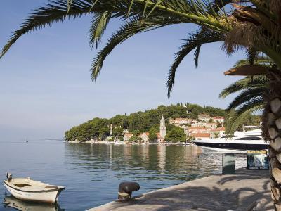 Harbour at Cavtat on the Dalmation Coast, Croatia, Europe-Martin Child-Photographic Print