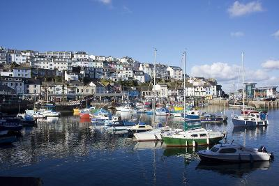 Harbour, Brixham, Devon, England, United Kingdom-Peter Groenendijk-Photographic Print