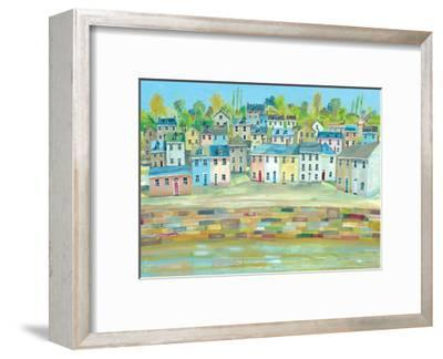 Harbour Colours 2-Jeremy Thompson-Framed Giclee Print