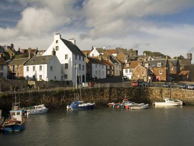 Harbour, Crail, Fife, Scotland, United Kingdom, Europe-Richard Maschmeyer-Photographic Print