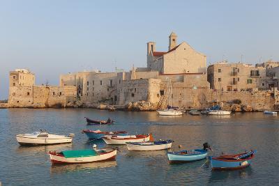 Harbour, Giovinazzo, Puglia, Italy-Peter Adams-Photographic Print