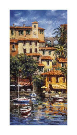 Harbour Heights-Malcolm Surridge-Giclee Print