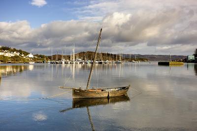 Harbour in Tarbert; Scotland, Uk-Design Pics Inc-Photographic Print