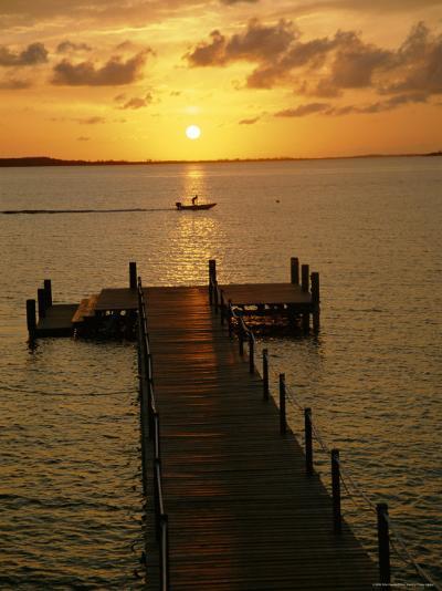 Harbour Island, Bahamas, Caribbean, West Indies-Ethel Davies-Photographic Print
