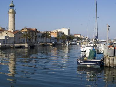 Harbour, Le Grau Du Roi, Languedoc, France, Europe-Ethel Davies-Photographic Print