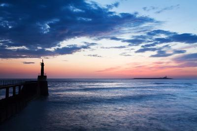 Harbour Light-Mark Sunderland-Photographic Print