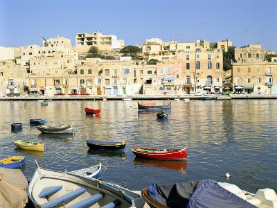 Harbour, Marsascala, Malta-Peter Thompson-Photographic Print