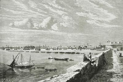 Harbour of Tripoli--Giclee Print